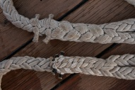Two methods of splicing braided lines - HMB Endeavour, Australia