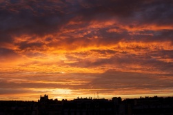 Sunset - Paris, France