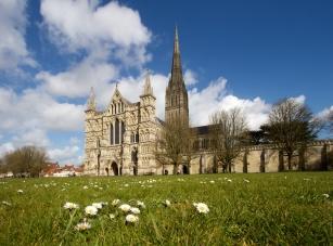 Salisbury Cathedral - Salisbury, UK