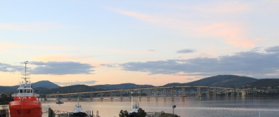 Tasman Bridge - Hobart, Australia