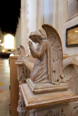 Carving - Bury St Edmunds, UK