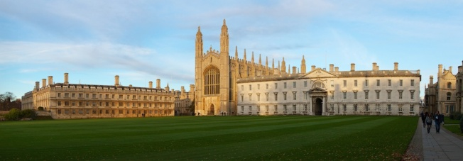 Kings College - Cambridge, UK